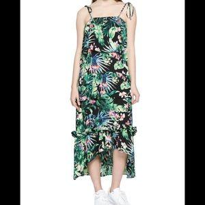 💕Host Pick Walter Baker Tasha Tropical Maxi Dress